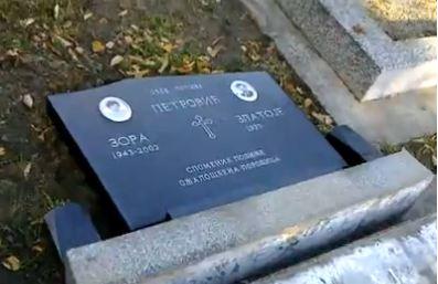 Photo of Uhvaćeni vandali s groblja Sarvaš-Dalj