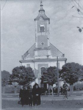 Photo of Povijesni podaci o župi i crkvi Sarvaš