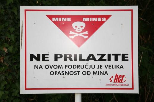 Photo of INFO:Razminiravanje