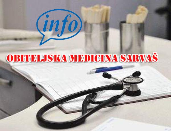 Photo of RADNO MJESTO: DOKTOR/ICA OPĆE MEDICINE-SARVAŠ