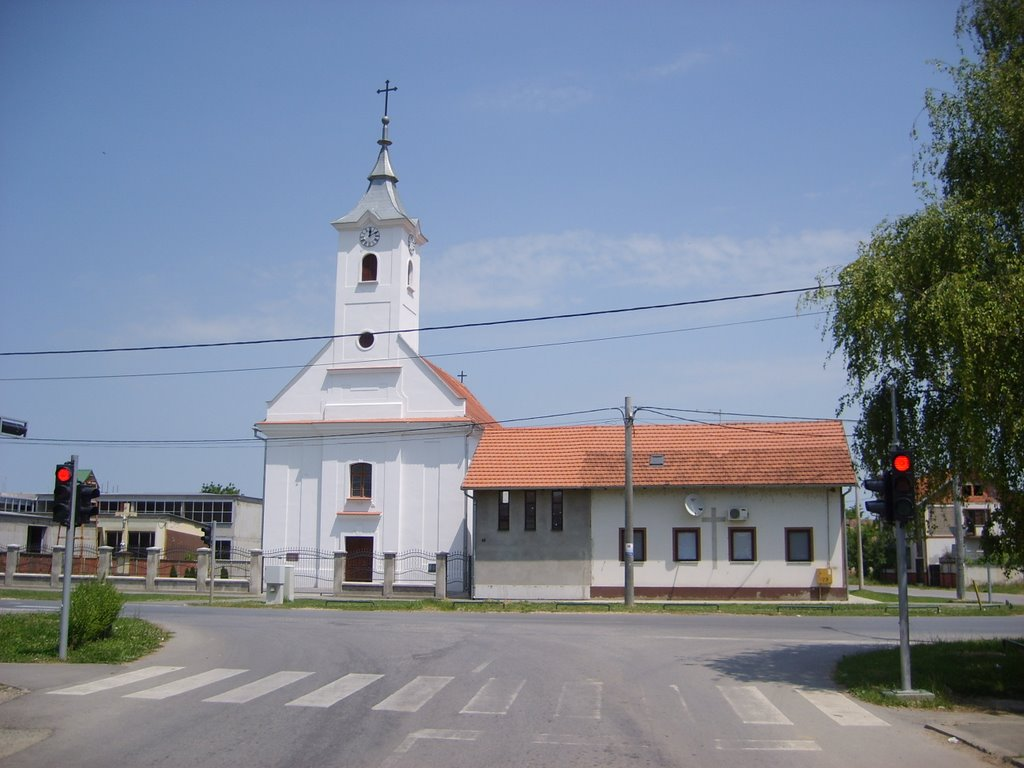 Photo of MJESNI ODBOR SARVAŠ Parkirališta