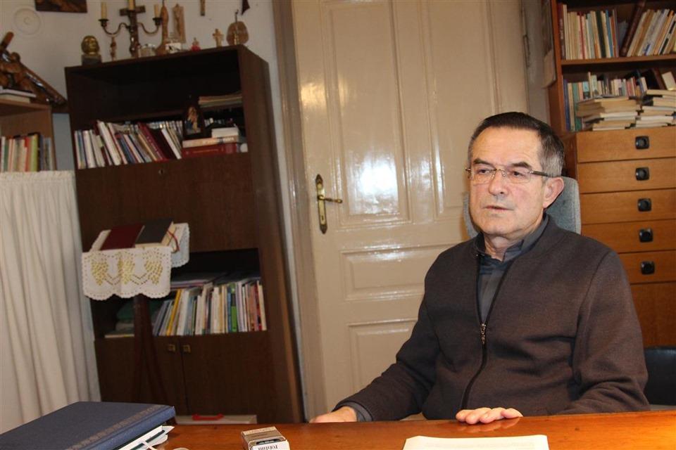 Photo of NIKICA MIHALJEVIĆ-VOJNI KAPELAN IZ SARVAŠA