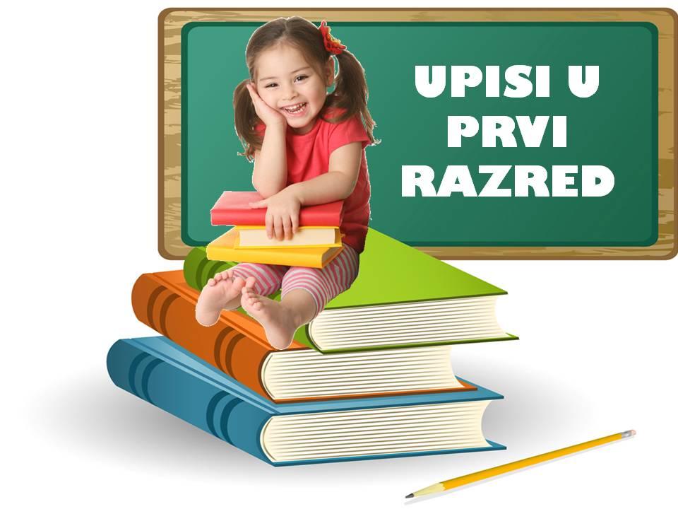Photo of Predprijave za upis u prvi razred 2016./2017. školske godine