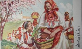 Uskrsni blagoslov jela u Sarvašu