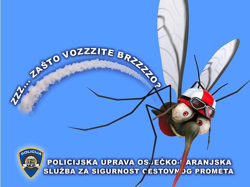 Photo of Pojačani nadzor brzine