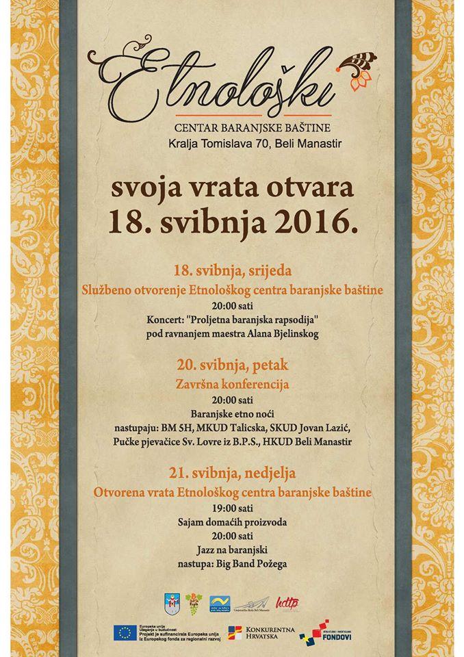 Photo of Snimka cjelog koncerta 100 tamburaša u Belom Manastiru