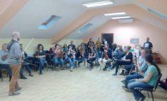 KUD Sarvaš ugostio 30-ak studenata muzikologije iz Beča
