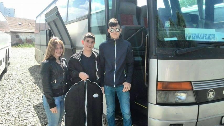 Photo of Dominik Krčelić:Međunarodni proljetni tamburaški susret HDTP-a B.Manastir