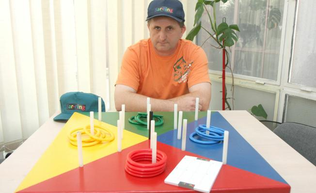 """Photo of Sarvaški inovator osmislio """"Sar-ring"""", igru za cijelu obitelj"""