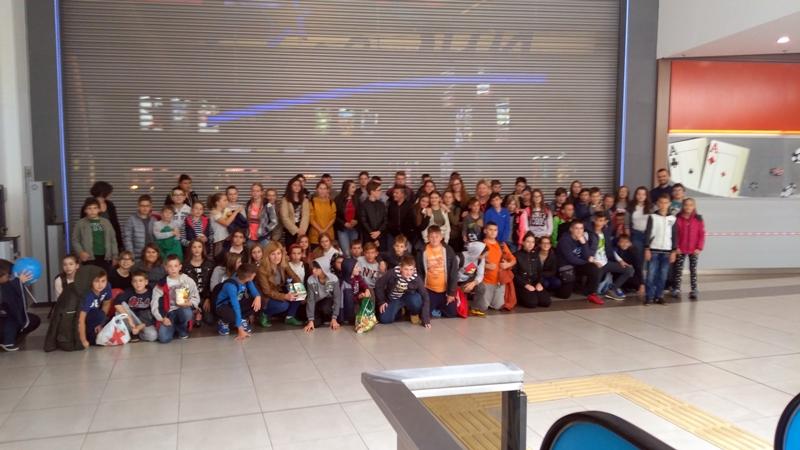 Photo of Učenici PŠ Sarvaš : FESTIVAL PRAVA DJECE