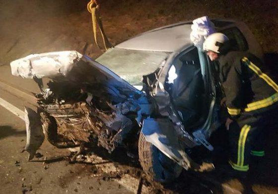 POLICIJA:Izvješće o prometnoj nesreći kod Sarvaša