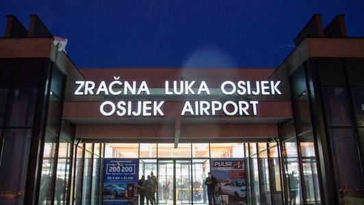 Photo of Zračnoj luci Osijek kredit od 22 milijuna kuna