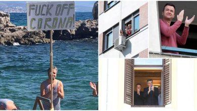 """Photo of U 20 sati svi na balkone i zapjevajmo """"Moja domovina"""""""